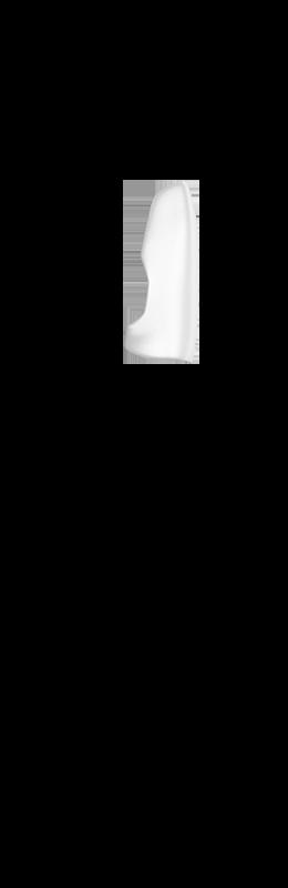 Sr side view hand cover %28inside%29   white