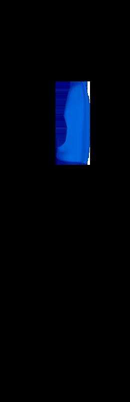 Sr hand cover side view %28inside%29   dark blue