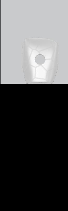Sr hand cover front %28voronoi%29   white