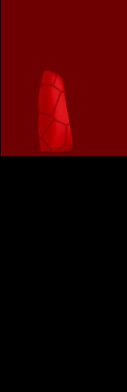Sr hand cover outside %28voronoi%29   vivid red