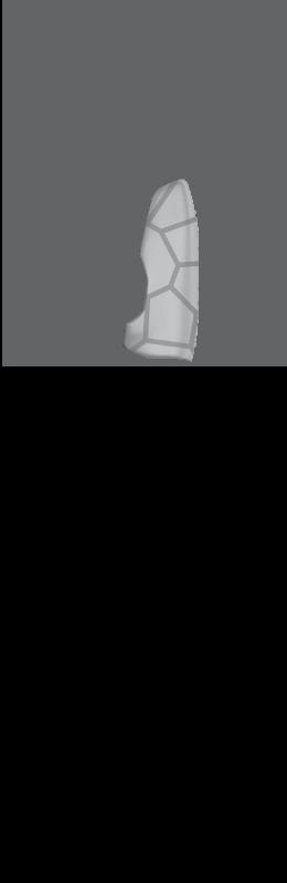 Sr hand cover inside %28voronoi%29   silver