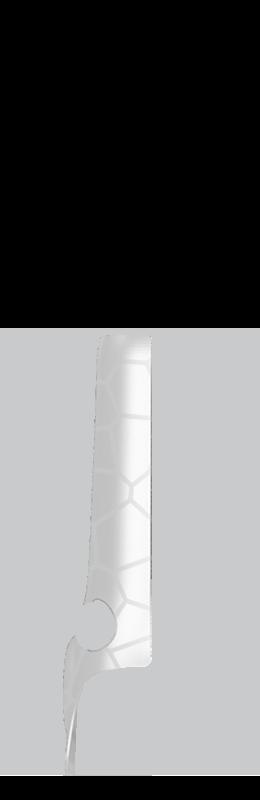 Sr arm cover front left %28voronoi%29   white