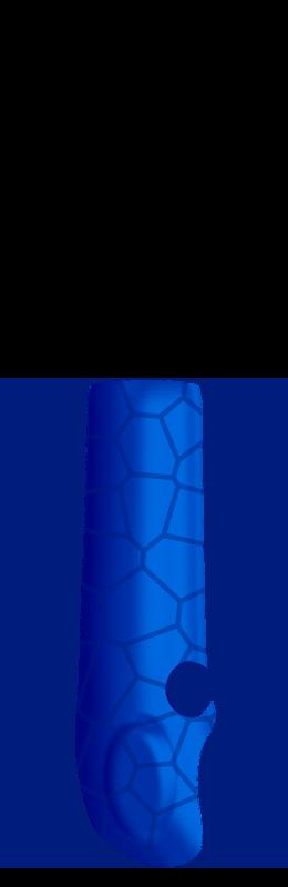 Sr arm cover inside %28voronoi%29   dark blue